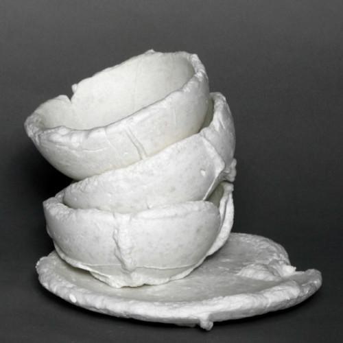 Foam Porcelain Marian van Aubel